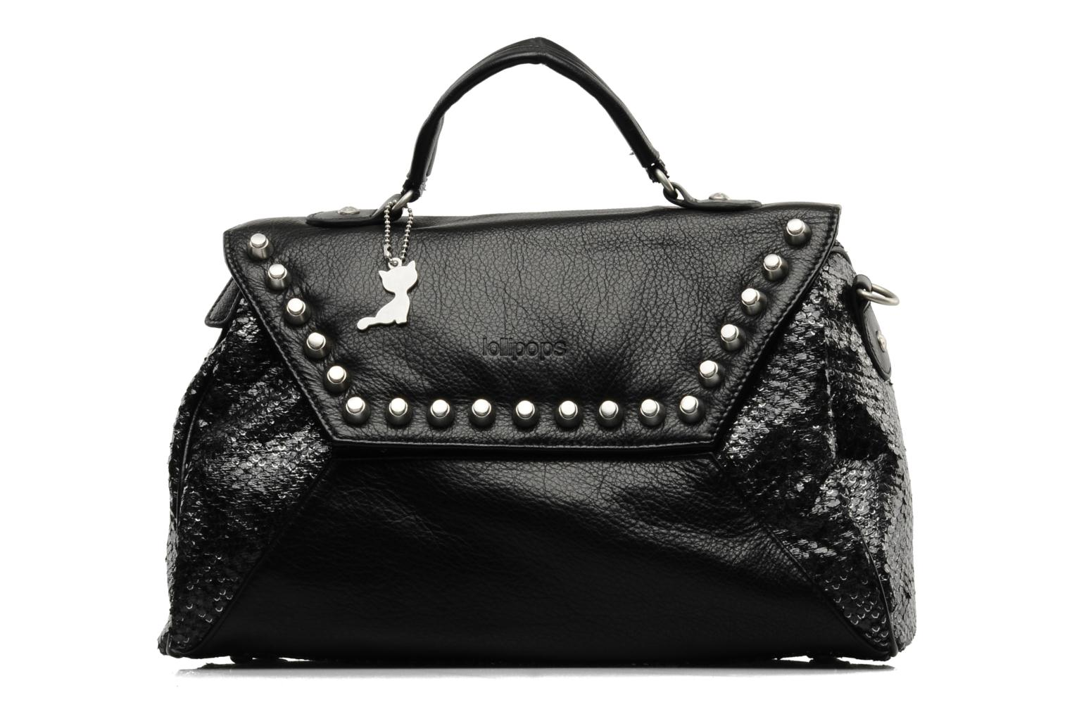 MEDELIN LEATHER BAG Noir