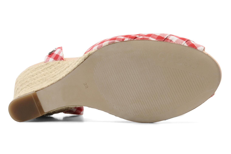 Sandalen Guess Abbiel Rood boven