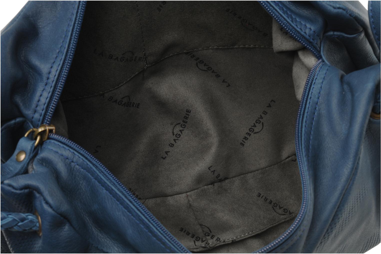 Borse La Bagagerie SIROCCO Azzurro immagine posteriore