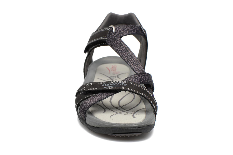 Sandals Superfit Nancy Black model view