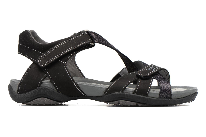 Sandals Superfit Nancy Black back view