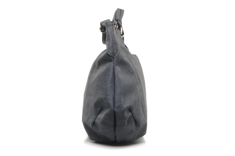 Handtaschen Esprit Betty Big City bag grau ansicht von rechts