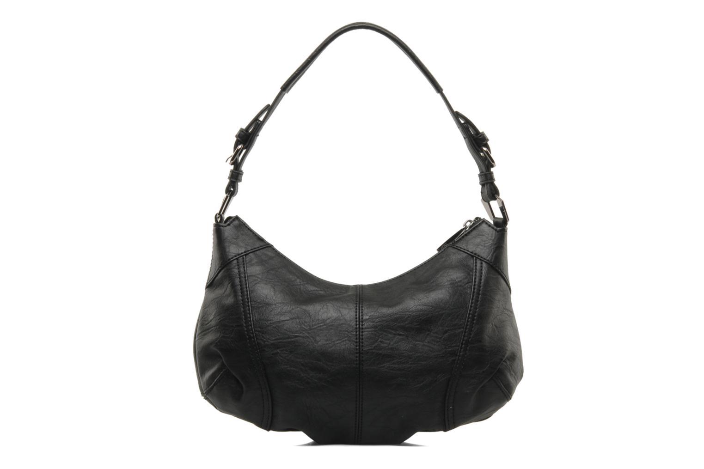 Handbags Esprit Betty small hobo Black front view