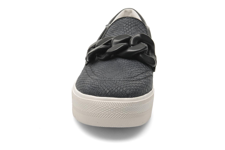 Baskets Ash Joke Noir vue portées chaussures