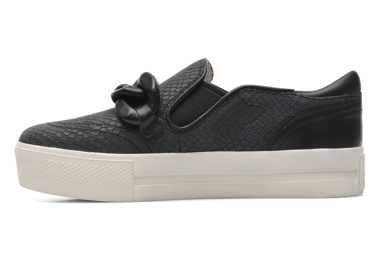 Sneaker Ash Joke schwarz ansicht von vorne