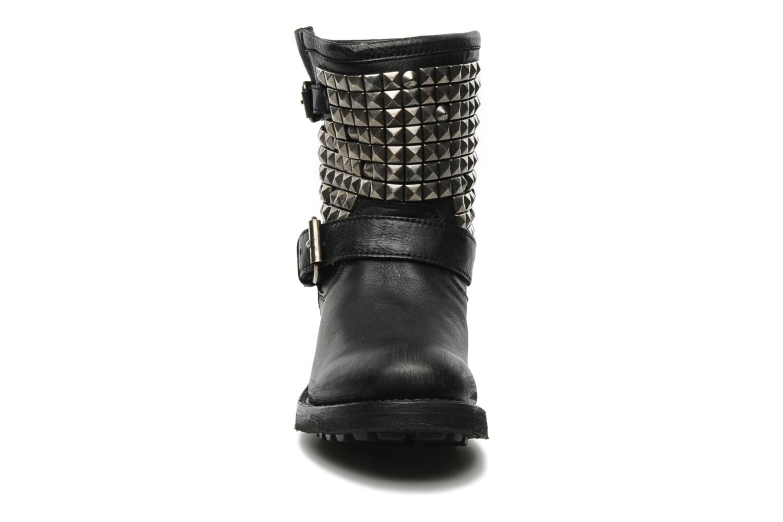 Stiefeletten & Boots Ash Titan schwarz schuhe getragen