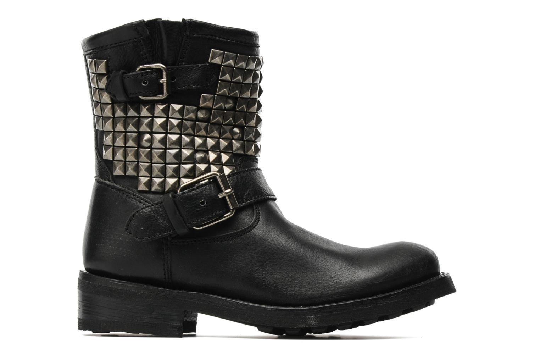 Stiefeletten & Boots Ash Titan schwarz ansicht von hinten