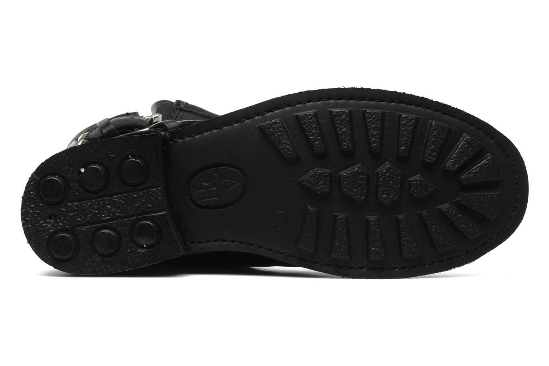 Stiefeletten & Boots Ash Titan schwarz ansicht von oben