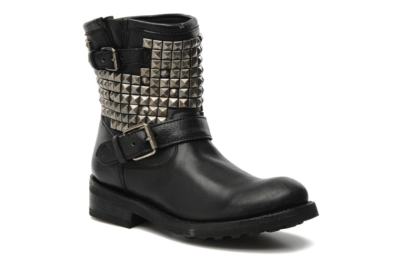 Stiefeletten & Boots Ash Titan schwarz detaillierte ansicht/modell