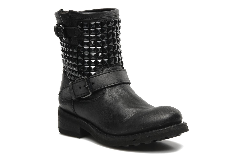 Bottines et boots Ash Titan Noir vue détail/paire