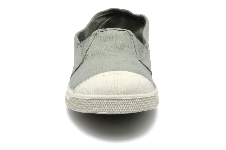 Sneaker Bensimon Tennis Tommy H grün schuhe getragen