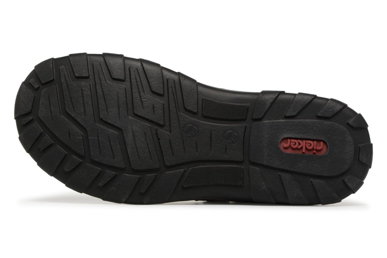 Sandales et nu-pieds Rieker Christian 26061 Bleu vue haut