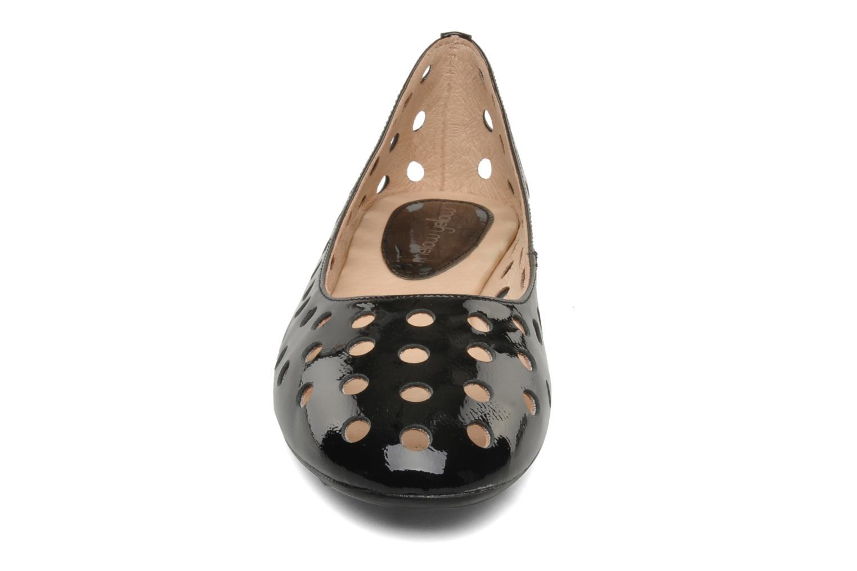 Ballerines Mellow Yellow Padgett Noir vue portées chaussures
