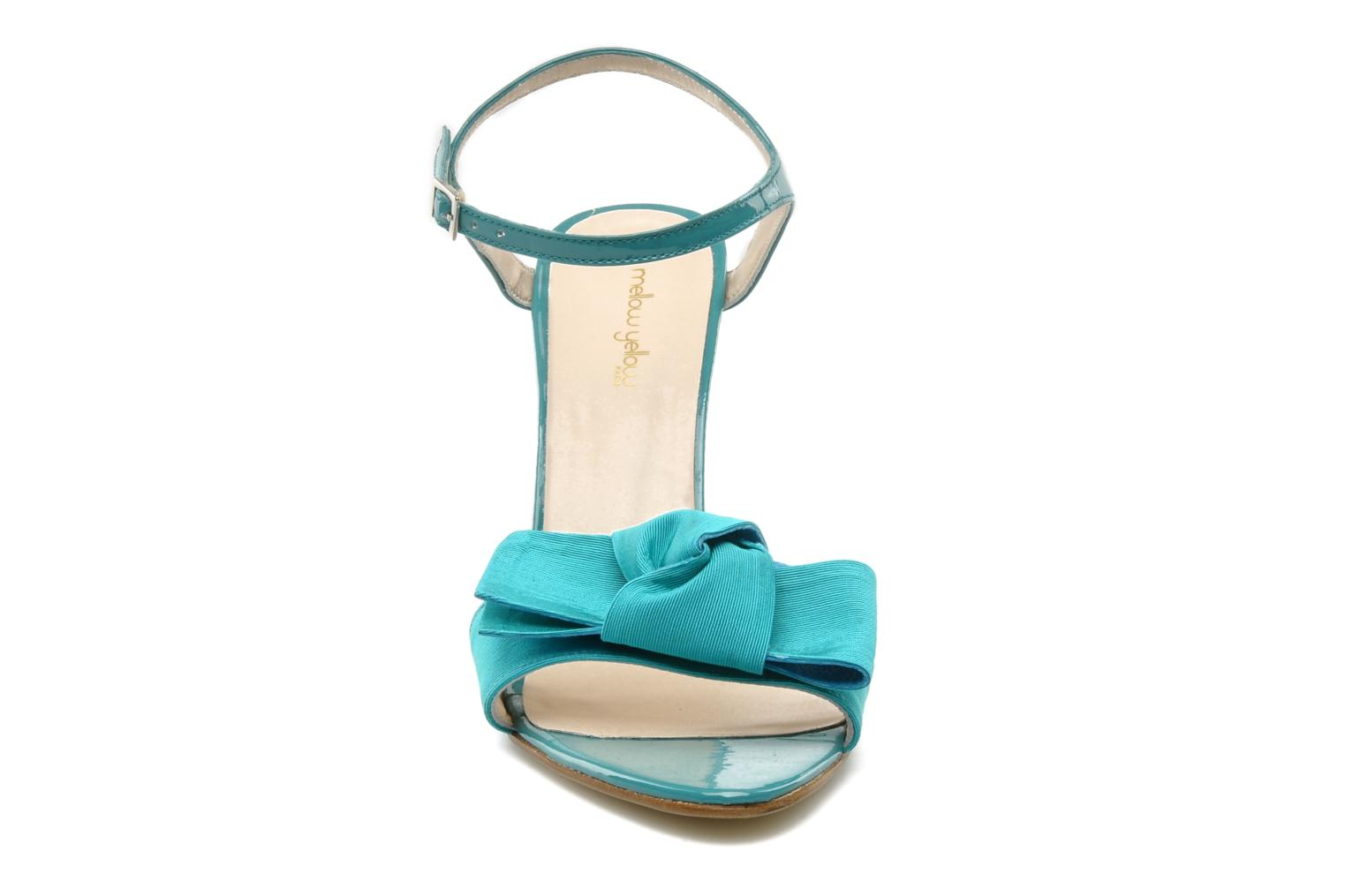 Sandalen Mellow Yellow Lilian Blauw model