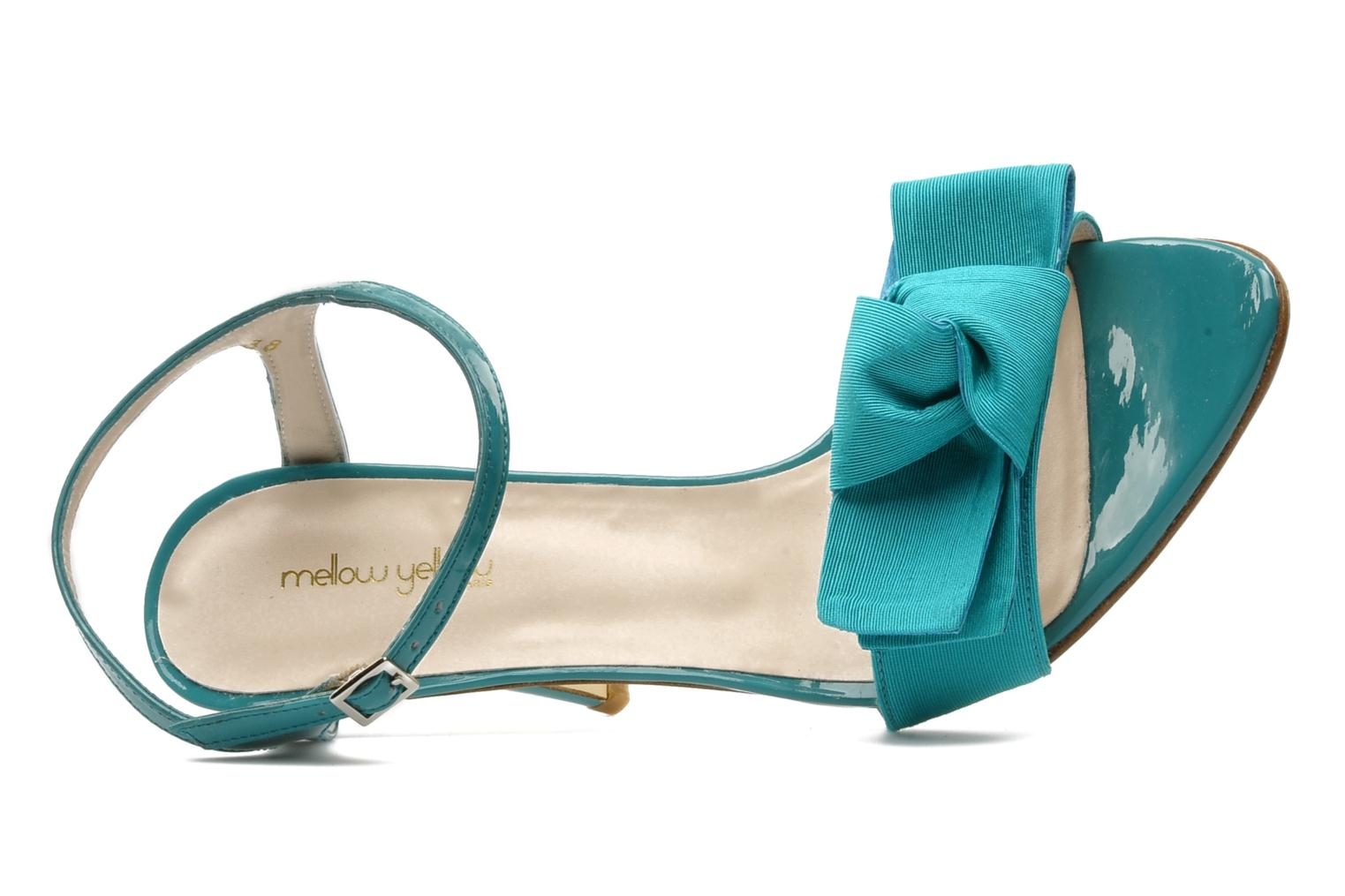 Sandalen Mellow Yellow Lilian Blauw links
