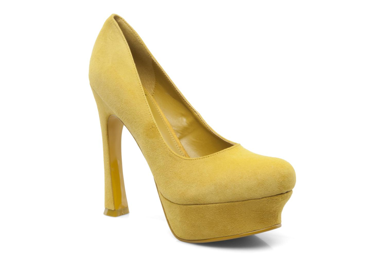 Abrielle YELLOW SUEDE