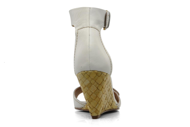 Gemini White leather