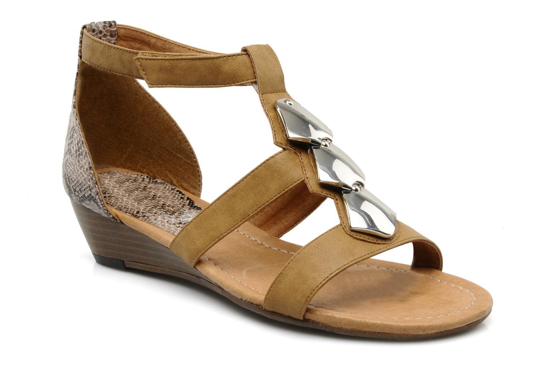 Sandalen Madison Rimon braun detaillierte ansicht/modell