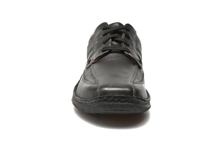 Chaussures à lacets Josef Seibel Anvers 08 Noir vue portées chaussures
