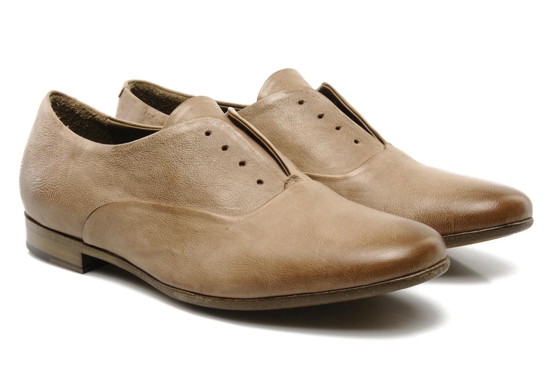 Chaussures à lacets Sartore Saber Marron vue 3/4