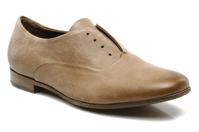Chaussures à lacets Sartore Saber Marron vue détail/paire