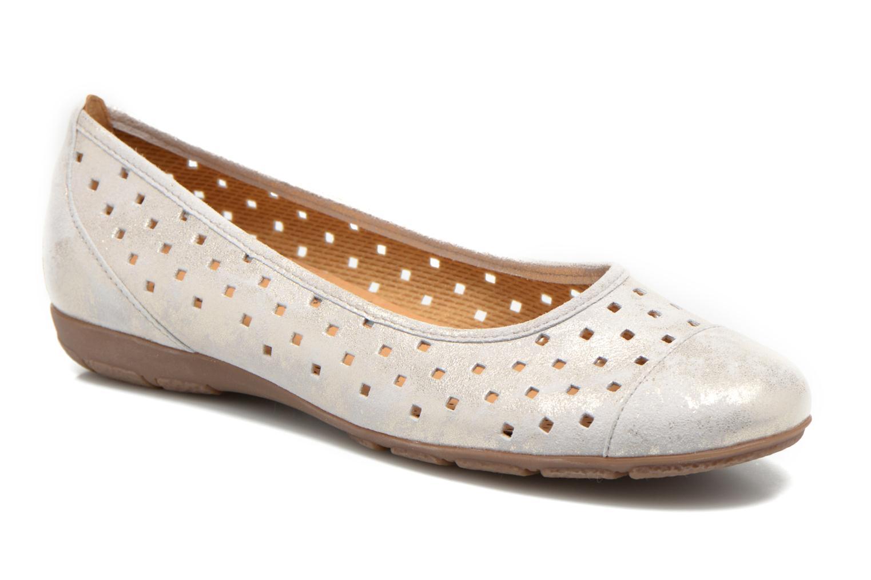 Grandes descuentos últimos zapatos Gabor Stéphanie (Beige) - Bailarinas Descuento