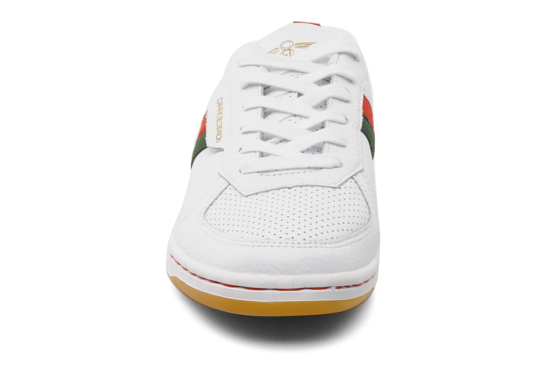 Sneakers Creative Recreation Dicoco Lo Bianco modello indossato