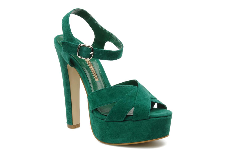 Sandali e scarpe aperte Buffalo Lizy Verde vedi dettaglio/paio