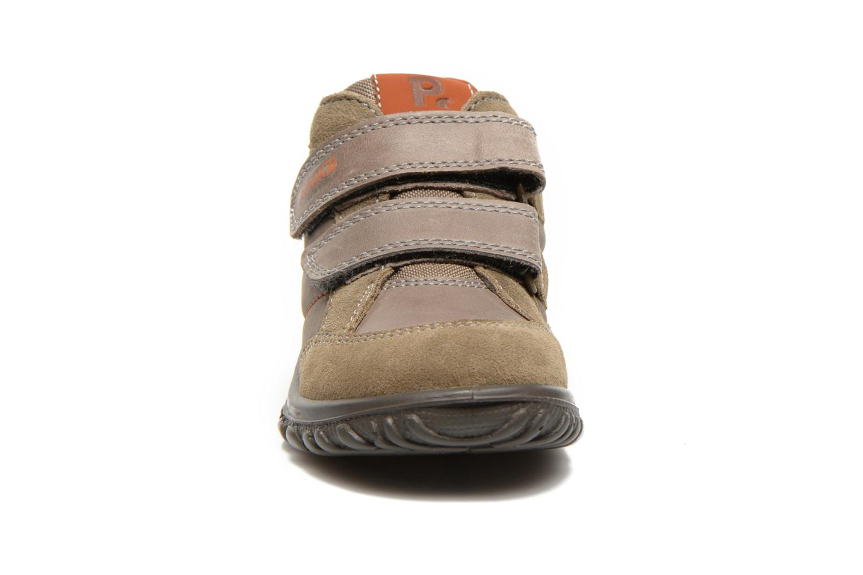 Schoenen met klitteband Primigi Leon Bruin model