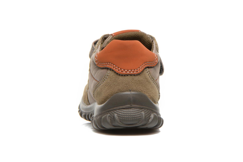 Schoenen met klitteband Primigi Leon Bruin rechts