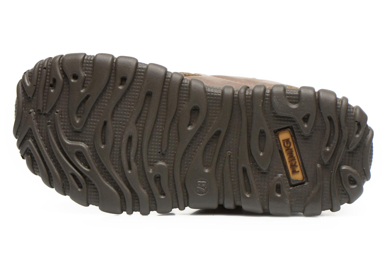 Schoenen met klitteband Primigi Leon Bruin boven