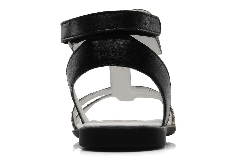 Sandales et nu-pieds Primigi Soledad Noir vue droite