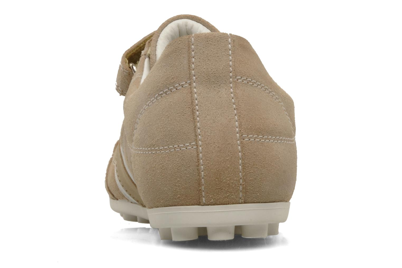 Sneakers Primigi Biggo Beige rechts