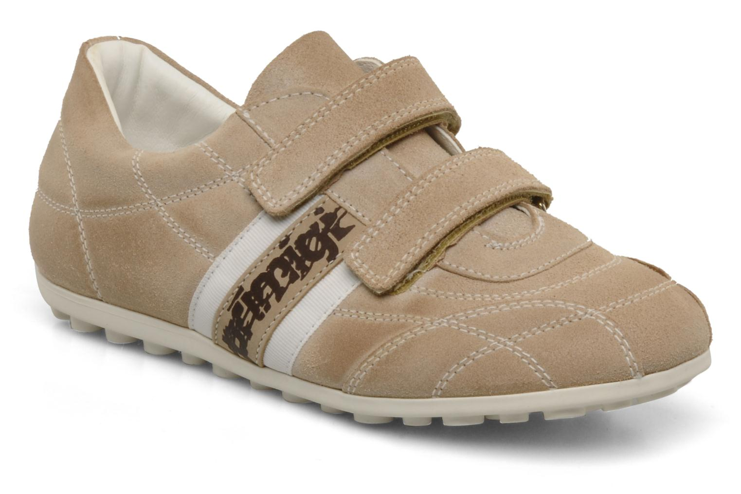 Sneakers Primigi Biggo Beige detail