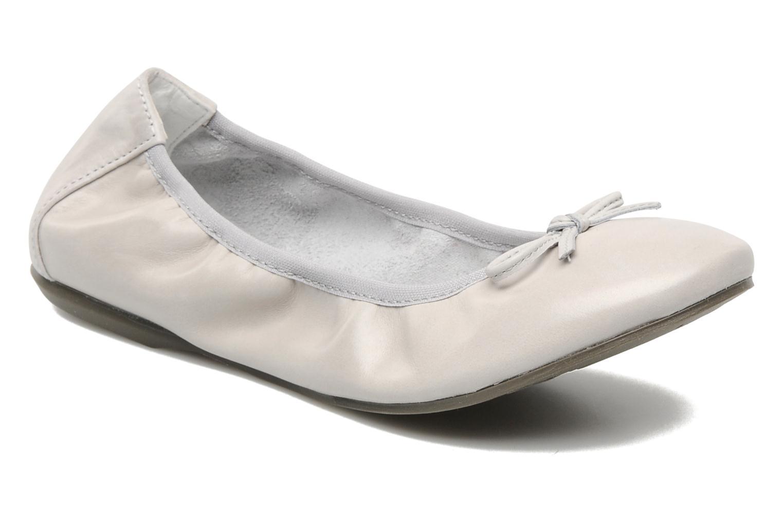 Ballerina's Primigi Veridiana Beige detail