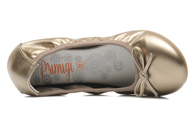 Ballerina's Primigi Veridiana Goud en brons links