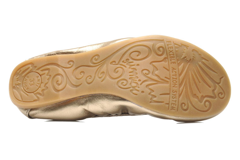 Ballerina's Primigi Veridiana Goud en brons boven