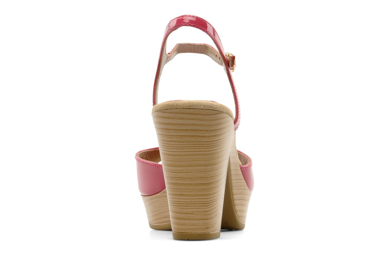 Sandals Unisa Ontral ve Pink view from the right