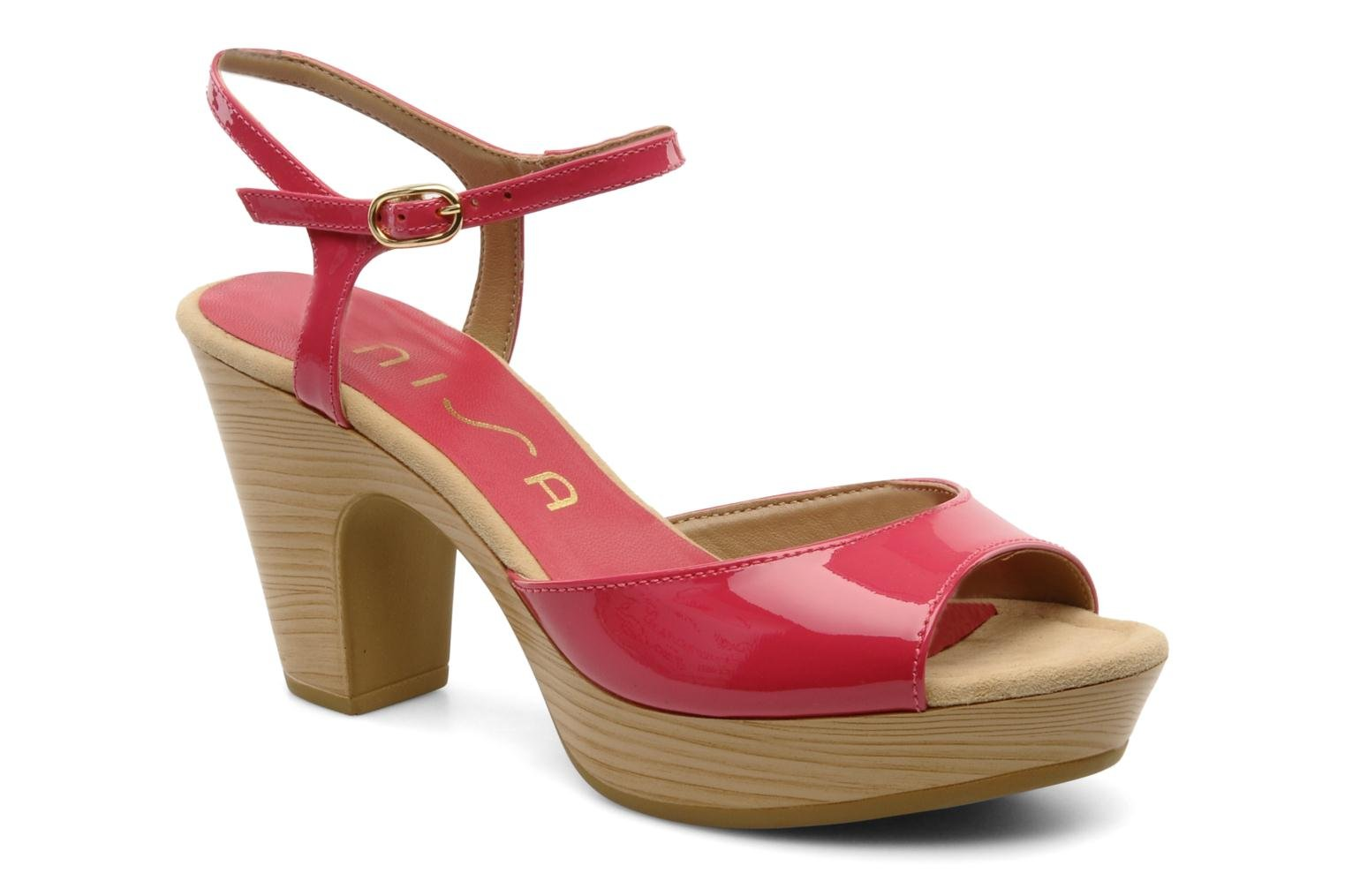 Sandals Unisa Ontral ve Pink detailed view/ Pair view