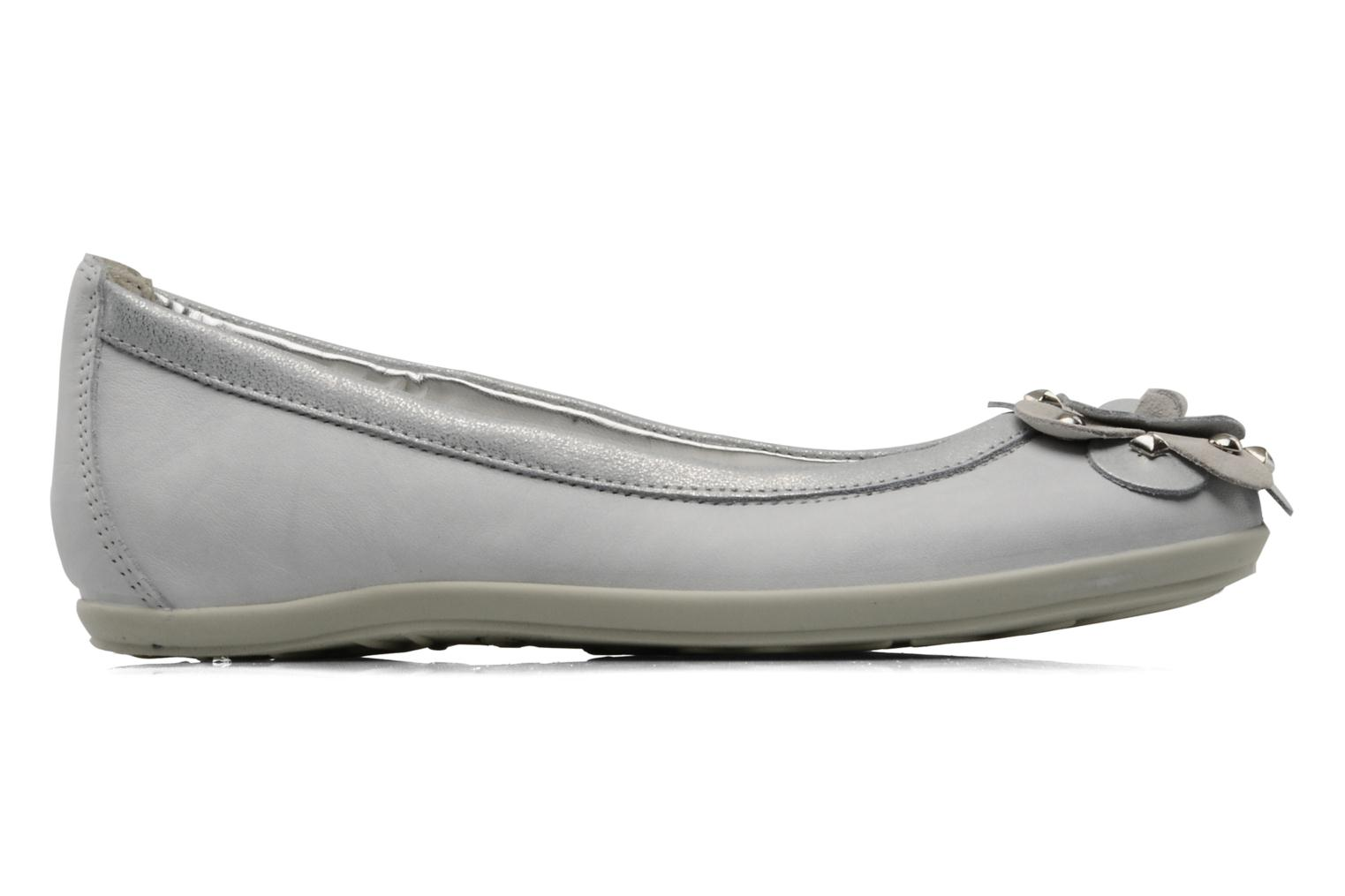Ballet pumps Rose & Martin HARMONY Grey back view