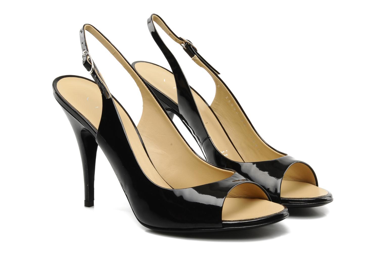 Sandales et nu-pieds Vicini Vrille Noir vue 3/4