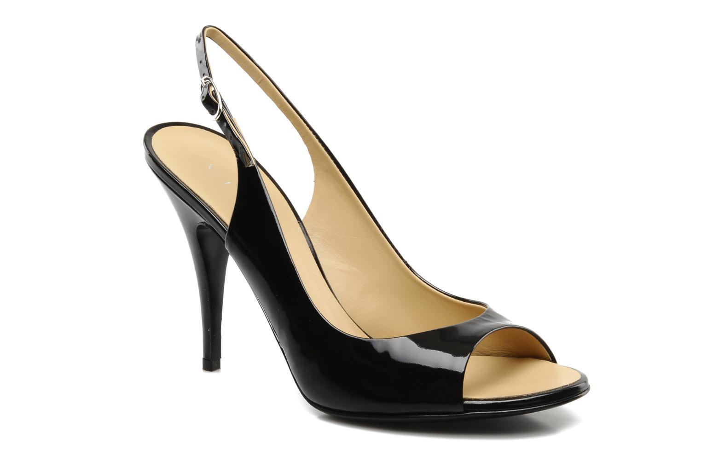 Sandales et nu-pieds Vicini Vrille Noir vue détail/paire