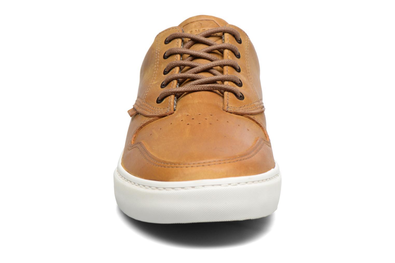 Chaussures de sport Element Topaz C3 Marron vue portées chaussures
