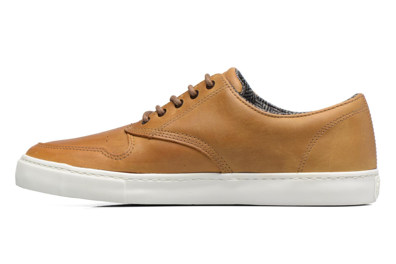 Chaussures de sport Element Topaz C3 Marron vue face