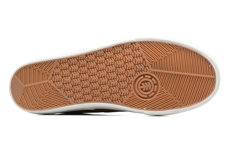 Chaussures de sport Element Topaz C3 Marron vue haut