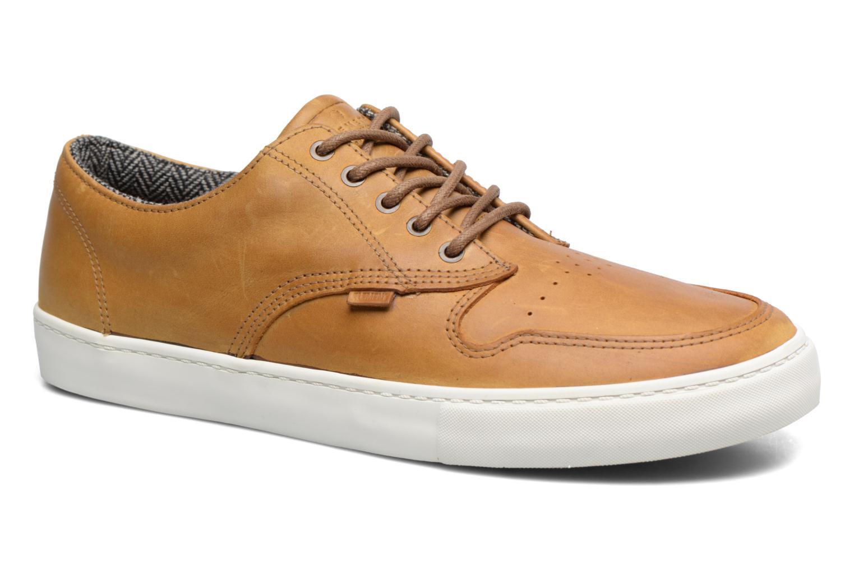 Chaussures de sport Element Topaz C3 Marron vue détail/paire
