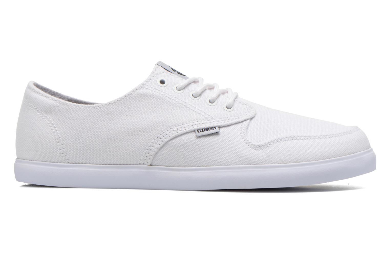 Sneakers Element Topaz Wit achterkant