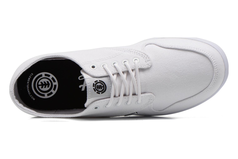 Sneakers Element Topaz Wit links