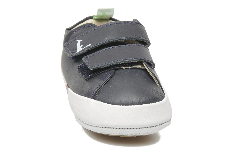 Sneakers Tip Toey Joey New Flashy Blå bild av skorna på