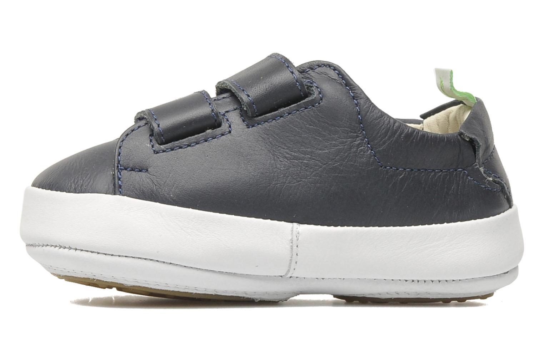 New Flashy Navy/white
